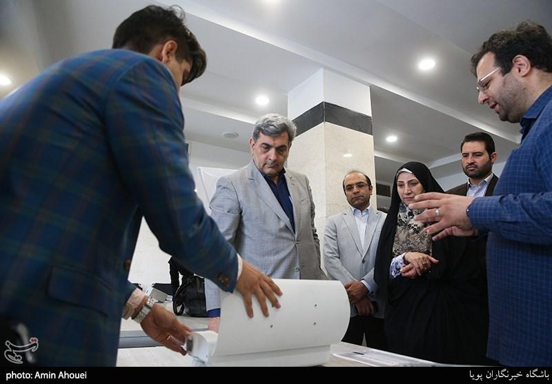 بازدید دکتر حناچی شهردار پایتخت از راهکارهای ترافیک هوشمند شریف سیستم